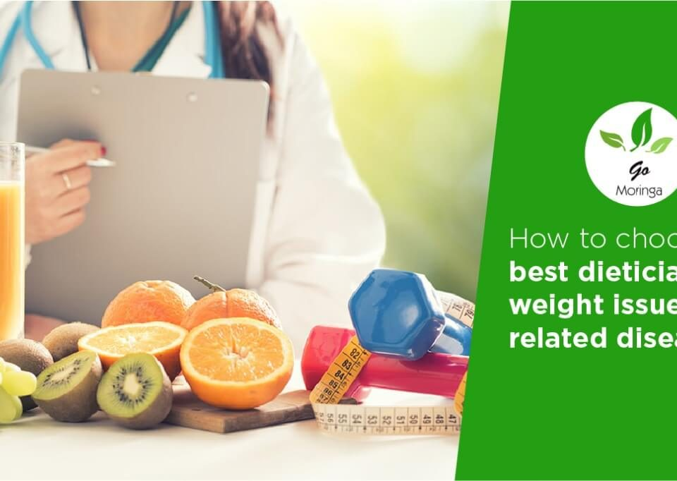 Best Dietitian for Weight Issues