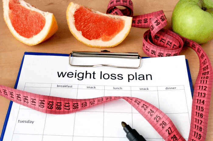 Dietician for weight loss