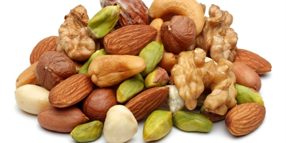 Dry Fruits for Better Health