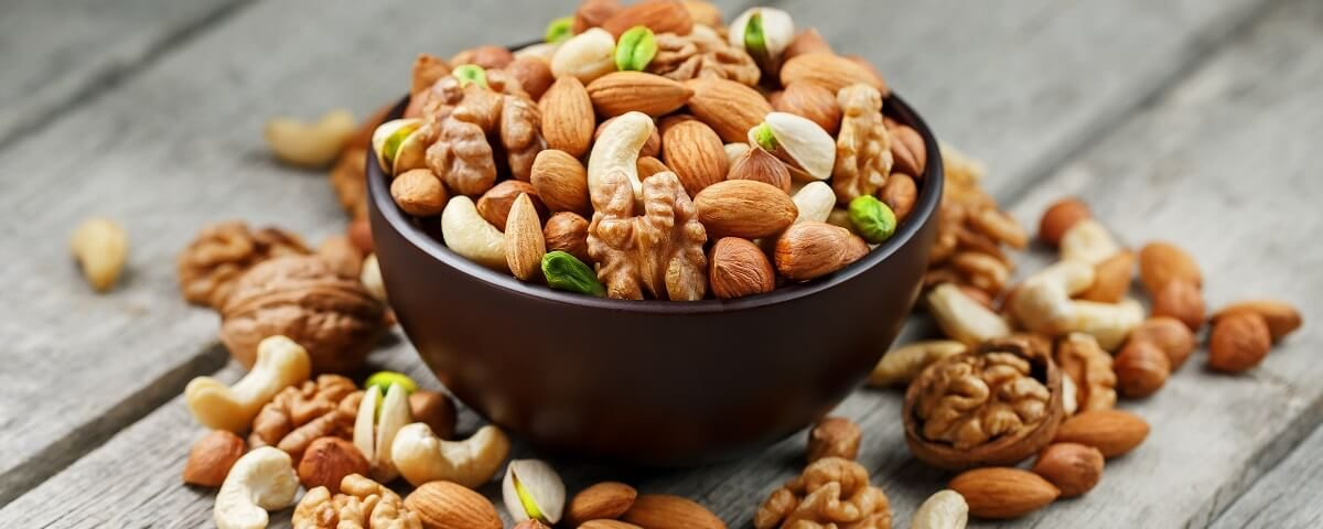Eat Dry Fruits for Healthy Life