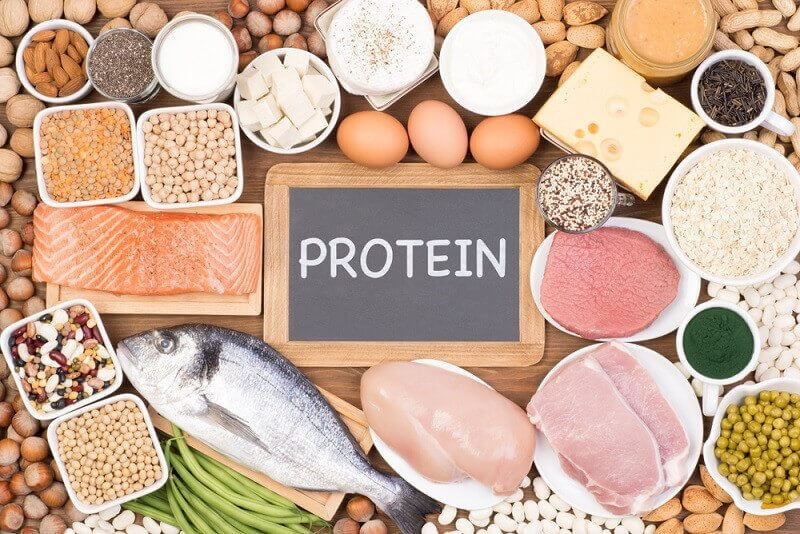 Sources of Healthy Proteins