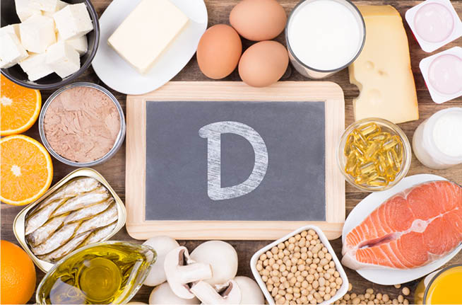 Vitamin D for PCOD PCOS