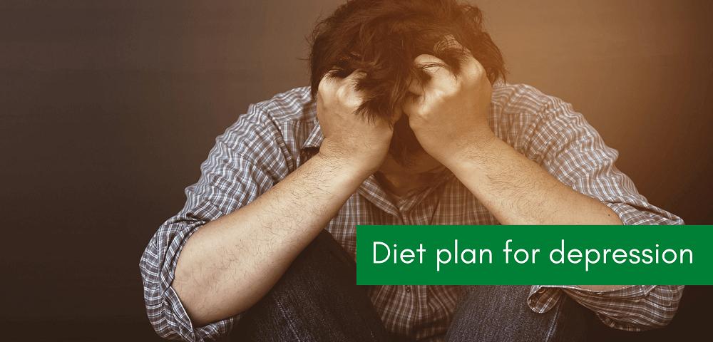Diet plan for depression